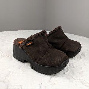 Rocket Dog Brown Slip-on Shoe Size 5.5